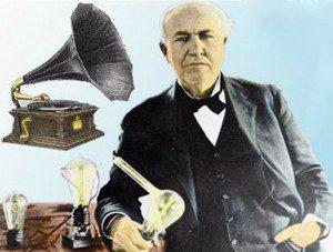 Томас Эдисон изобретения