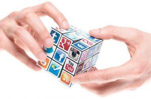 продвижение в соцсетях как кубик рубика