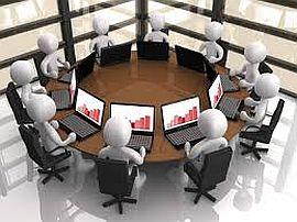 корпоративный блог в фирме