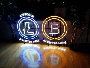криптовалюта - валюта Liteecoin Bitcoin
