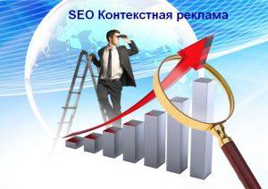 seo контекстная реклама - успех продвижения
