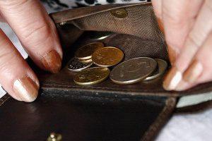 какие выплаты положены безработным стол