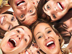 Значение улыбок