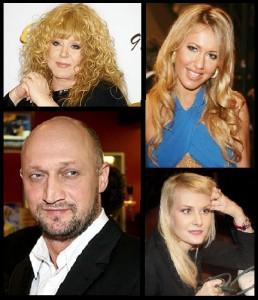 Бизнес российских звезд