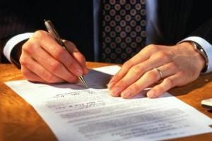 Для чего стоит оформлять договорные отношения