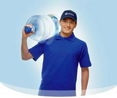 Бизнес – доставка воды в дом и офис