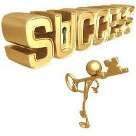 Радостный и успешный бизнес