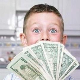 Как заработать детям