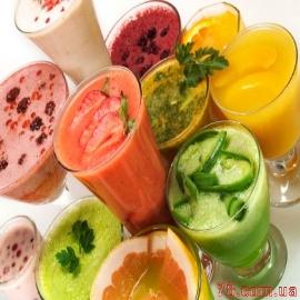 Полезный сок - свежевыдавленный