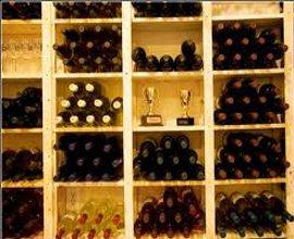 Элитное вино в своем магазине