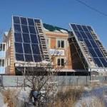 солнечные бтареи и электростанции в России